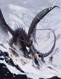 The Dragon emperor, por Javier Charro