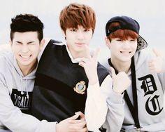 ♥ Bangtan Boys ♥ Namjoon & Jin & Suga ♥