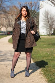 Chap and class présente son look marinière #blog #blogueuse #mode #fashion #ootd #picoftheday #streetstyle #look