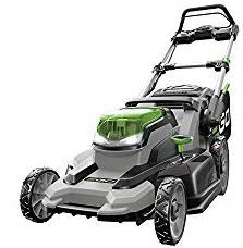 EGO 20 in. 56 Volt Lithium ion Cordless Battery Walk Behind Push Mower - Ah Battery/Charger - The Home Depot Gas Lawn Mower, Lawn Mower Battery, Riding Lawn Mowers, Home Depot, Walk Behind Lawn Mower, Cordless Lawn Mower, Self Propelled Mower, Sons