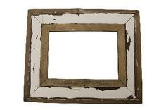 Step by step instructions for making homemade barn wood picture frames