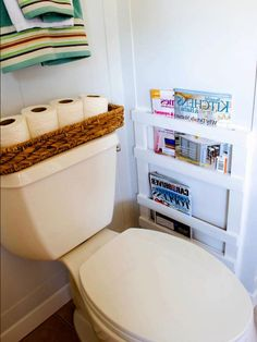 Inspiring Wall Magazine Rack For Comfy Time In Bathroom Racks Pleasing Your Reading With A New Look