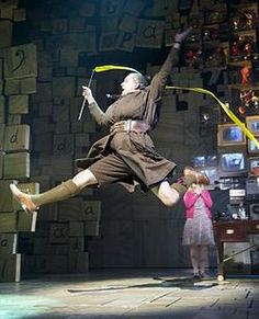 Matilda the Musical - Wikipedia, the free encyclopedia Opening in April 2013  Very good Reviews in London