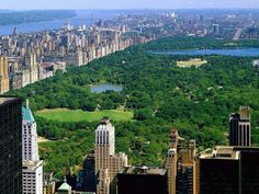 I used to love walking around Central Park and going to Parade's right near the park