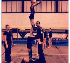 Gymnastics acro