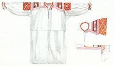 Belarusian men's costume