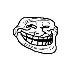 Huahahahaha :D  be carefull if u see this face