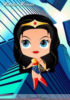 WonderWoman super-héroïne amazone , Comics  Avatars