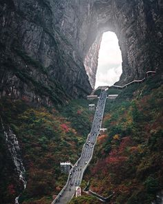 Zhangjiajie, Sumo Natural, Tianmen Mountain, Heaven's Gate, Das Hotel, Destination Voyage, Stairway To Heaven, China Travel, Travel