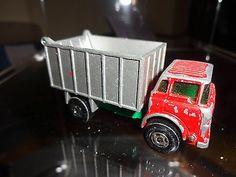 Lesney Matchbox No26 GMC Tipper Truck - http://www.matchbox-lesney.com/49659