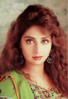 Beautiful Sridevi