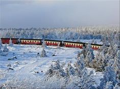 Here is our list of the most enjoyable train rides through gorgeous German landscapes.