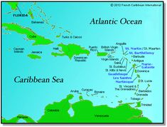 Every Caribbean Maps you Need To See. Including Caribbean Hurricane Maps, Eastern Caribbean Maps, Western Caribbean Maps, and Caribbean Islands Maps. Southern Caribbean Cruise, Western Caribbean, Caribbean Sea, Jamaica, Caribbean Hurricane, French West Indies, Martin St, Caribbean Carnival, Antigua Guatemala
