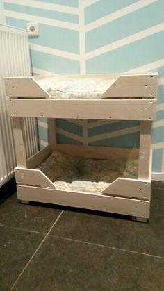 Dog bunkbed