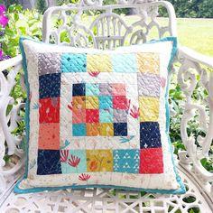A Quilting Life - a quilt blog: Desert Bloom Fabric: Pillows & More