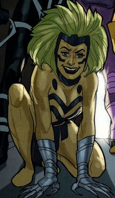 Mad Harriet Justice League Villain, Female Furies, Dc Comics Characters, Fictional Characters, Comic Character, Character Reference, New Gods, Avengers, Joker