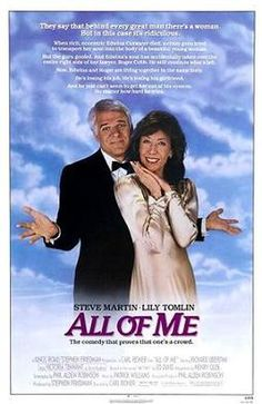 I used to think I loved Steve Martin.now I know my heart belongs to Lily. Movie Poster Art, Film Posters, Carl Reiner, Behind Every Great Man, Steve Martin, English Movies, Movies Playing, Comedy Films, Classic Movies