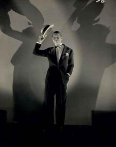 Edward Steichen, Maurice Chevalier, 1930