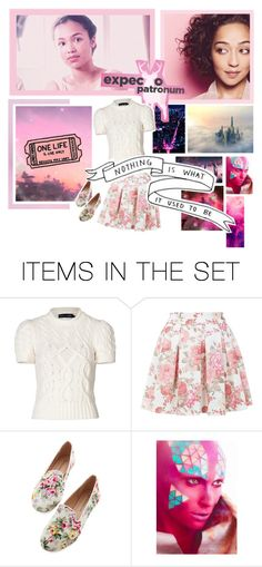 """""""Ballerina in the glass music Box"""" by bookwormowl ❤ liked on Polyvore featuring art"""