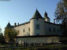 Bytča Castle is a famous castle built as a water castle in the 13th century and rebuilt in the 16th century in Renaissance style.