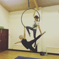 25 Trendy Ideas For Pole Dancing Duo Aerial Hoop Lyra Aerial, Aerial Acrobatics, Aerial Dance, Aerial Hoop, Aerial Arts, Aerial Silks, Pole Dancing Quotes, Pole Dancing Fitness, Pole Fitness