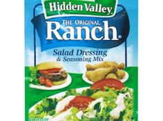 Homemade Ranch Dressing Recipe--Dry Mix - - 2T. parsley, 1t. dill weed, 1t. garlic powder, 1t. onion powder, 1/2 t. basil, 1/2 t. black pepper (3+T. = 1 packet) mix with 1c. milk and 1c. mayonnaise, chill for 30 minutes to thicken. Love this one!!!!