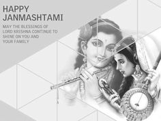 May the blessing of #lordkrishna continue to shine on you and your family - #HappyJanmashtami