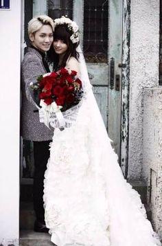 key arisa yagi wedding photoshoot - Google Search