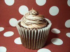 Chocolate Raspberry Cupcake