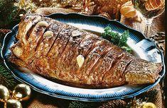 Buna Vestire 2018: Cele mai gustoase rețete cu pește pe care să le faci duminica asta, în zi de sărbătoare Romanian Food, Romanian Recipes, Tasty, Yummy Food, Thing 1, Catering, Healthy Snacks, Seafood, Steak