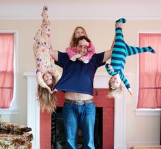 8 Things You Don't Know About Today's Modern Dads