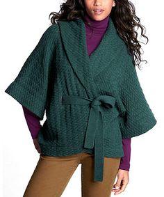 great wool blend jacket