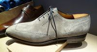 Suede Oxford by Corthay