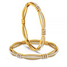 Two Tone Sterling Silver Rose Cut Bracelet Promo – Modern Jewelry Gold Jewelry Simple, Modern Jewelry, Silver Jewelry, Silver Bangles, Pandora Jewelry, Gold Jewellery, Bridal Jewelry, Antique Jewelry, Silver Earrings