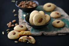 [Nankhatai] Cardamom Cookies
