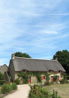 Découverte du joli village pittoresque de Kerhinet - Loire Atlantique