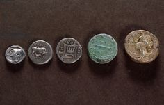 Coins from Illyria, 3rd-2nd century BC