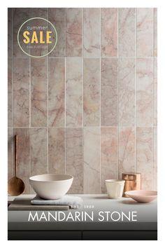 Honed Marble, Marble Tiles, Pink Marble, Stone Tiles, Marble Online, Modern Bathroom Decor, Bathroom Ideas, Family Bathroom, Bathroom Inspo