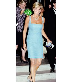 The Ultimate Icon: Princess Diana's Best Looks via @WhoWhatWearUK