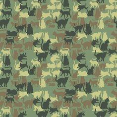 cf3cfacedd8900 Catmouflage by Alexander Barrett