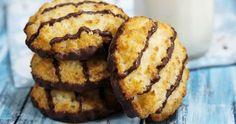 A kókuszos-csokis tallérból érdemes egyszerre nagyobb adagot készíteni, mert nagyon gyorsan fogy.