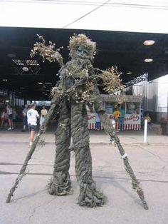 Halloween - Strange & Weird!