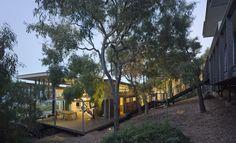 Galeria de Casa de Praia Red Rock / Bark Design Architects - 3