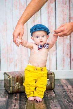 12 Colors Newborn Baby Toddler Boy Men s Hat Irish Wool Donegal Flat Golf  Cap Gift for Him Dad Men Photo Shoot Photography Prop Denim Blue 7627aad1d2d6