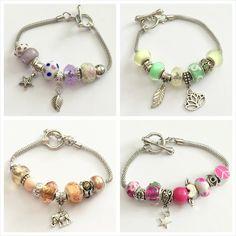 Roztomilé jarní náramky od Mazeného Králíčka Pandora Charms, Charmed, Bracelets, Jewelry, Charm Bracelets, Bijoux, Bracelet, Jewlery, Jewels
