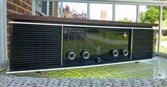 Vintage Panasonic RE-7300 AM FM Stereo Multiplex Receiver  #Panasonic