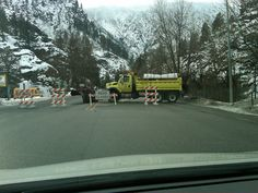 Sometimes Tumwater Canyon is closed