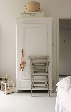 I Heart Shabby Chic: Perfect Shabby Chic Vintage Bedrooms op we heart it / visuele bladwijzer #19077502