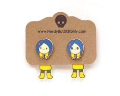 Coraline Cling Earrings