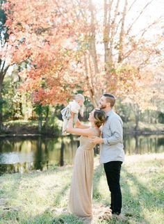Natural light family photos by J. Layne Photography
